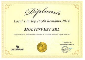 Top Profit 2014